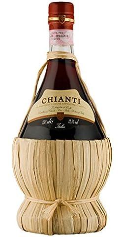 Chianti Cecchi DOCG Flask, Cecchi 75cl (caisse de 6)