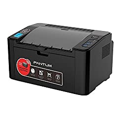 Pantum P2502W 22 ppm (A4) / 23 ppm (Letter) Monochrome Wireless 802.11b/g/n Laser Printer