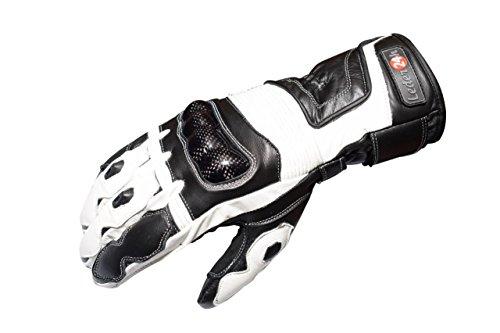Leder24h Motorrad Handschuhe 3015 (3XL)