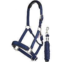 LeMieux ProSport–Cuerda para cabezada y Leadrope Unisex, Azul Marino