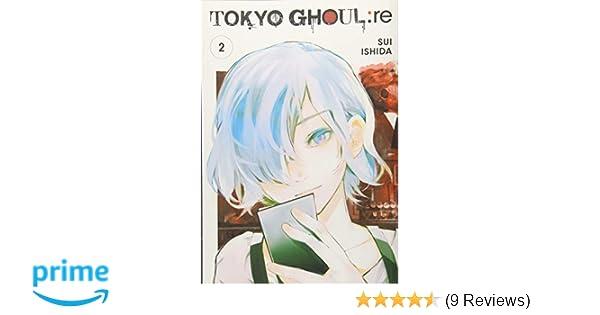 Tokyo Ghoul: re, Vol  2: Amazon co uk: Sui Ishida