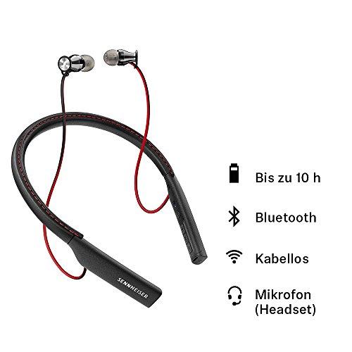 Sennheiser M2 IEBT Momentum In-Ear Wireless Kopfhörer, schwarz - 2