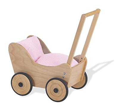 Pinolino 262301 Sarah - Cochecito de bebé de juguete de Pinolino