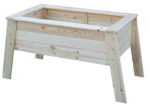 Haberkorn Kinder Hochbeet Lernbeet für Garten oder Balkon Holz 119 cm