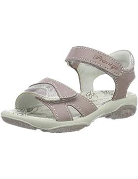 Primigi Mädchen Pbr 7596 Offene Sandalen mit Keilabsatz