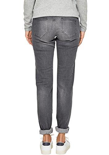 s.Oliver Damen Slim Jeans Grau (Navy Denim Stretch 94Z4)