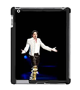 Michale Jackson Back Case Cover for APPLE IPAD 4