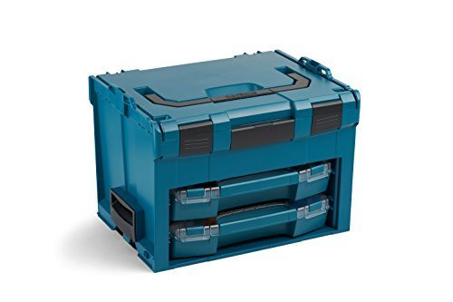 Bosch Sortimo LS-Boxx 306 Limited Edition mit 2 x i-Boxx 72 H3 + I3