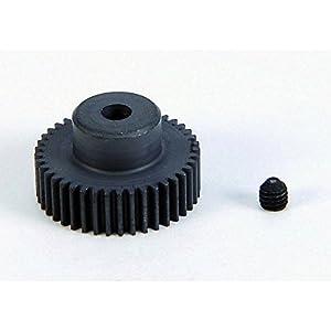 Carson 500011074-Piñón de Motor, 41Dientes, M 0.4Acero