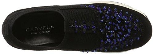 Carvela Lola Np, chaussons d'intérieur femme Schwarz (Black)