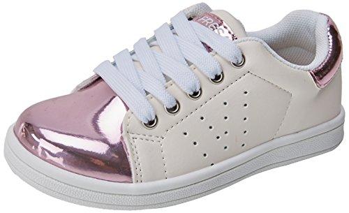 Conguitos Sneaker Cambio Color, Zapatillas Para Niñas, Rosa (Fuxia), 37 EU
