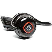 66BTS de audio + Bluetooth deporte auricular con micrófono