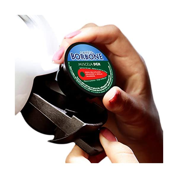 Caffè Borbone Miscela Blu - 90 capsule (6 confezioni da 15 capsule) - Compatibili Nescafè Dolce Gusto 3 spesavip