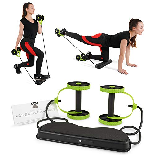 Quality In Kit Complet Fitness Exercices Musculation Appareils Abdo Pompe Corde Pince Tapis Superior