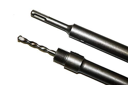 SDS PLUS Verlängerung 300 mm M22 für Schlagebohrkrone Bohrkrone u. Bohrhammer