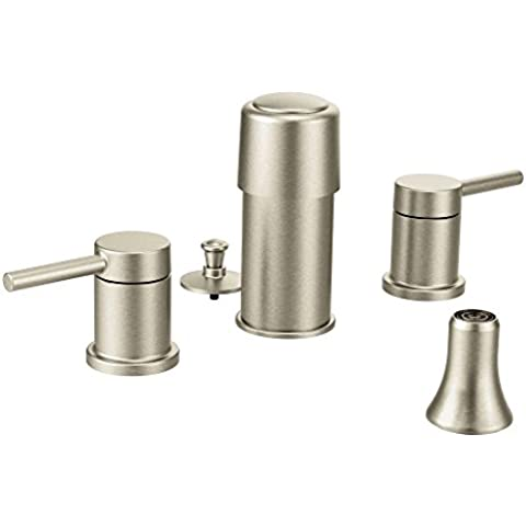 Moen t5191bn Align 2Bidet rubinetto Trim Kit Spazzola in nichel (Valvola N/I)