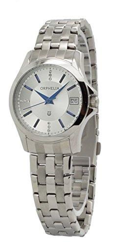 Mujer-reloj analógico de cuarzo ORPHELIA acero inoxidable 153-2714-88