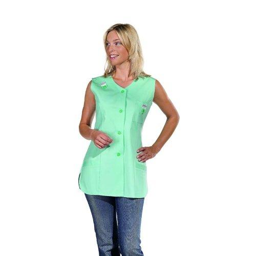 Leiber Hosenkasack ohne Arm, farbige Paspel