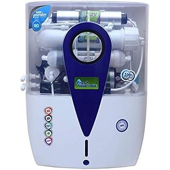 f6507082f8c FRESH AQUA INDIA 15L 14STAGE RO UV UF TDS Alkaline Water Purifier with Full  KIT (ZX400)
