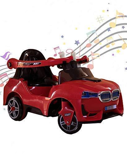 AIREL Auto Elettrica per Bambini con Telecomando | Auto Elettrica per Bambini | Batteria Auto per Bambini Elettrica | Auto elettrica Controllo Remoto | Auto telecomandata Ricaricabile