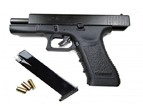 Pistola a Salve BRUNI GLOCK 17 Cal.8 | Top Firing