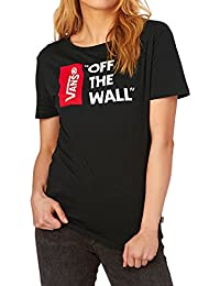 Vans Damen T-Shirt Anthem Basic