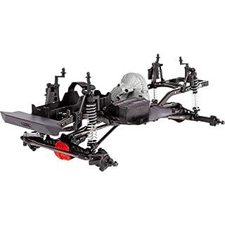 Axial 1:10 Elektro SCX 10 II Raw Chassis Bausa