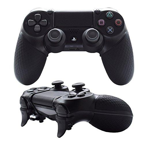 PS4 Controller Schutz-Ausrüstung Trigger Stopp & Extender Gummi-Handgriffhülle für Sony PlayStation 4 /PS4/PS4 Slim/PS4 Pro Controller Hikfly