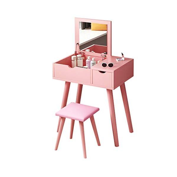 Toeletta Comodini,specchiere tavoli Legno massello Camera da ...