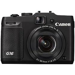 41YLFkbG06L. AC UL250 SR250,250  - Recensione della compatta Canon Powershot G16: caratteristiche e dettagli