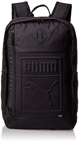 Puma 75581 Backpack, Unisex Adulto, Black, OSFA