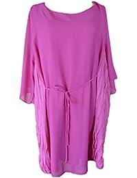Unique boutique-robe pour long pinkfarbenes taille xXL 46/48/50/52 54 lollipop