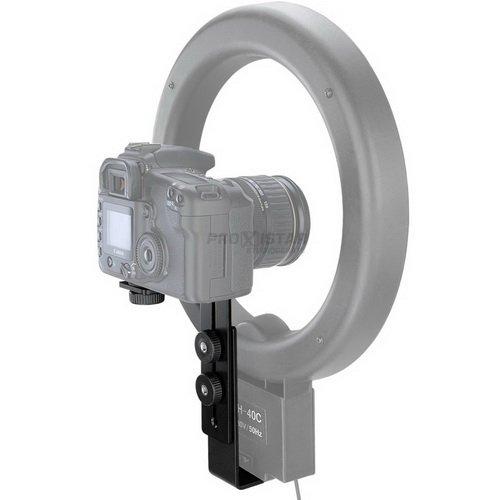Kamerastativhalterung für Ringleuchte 65W