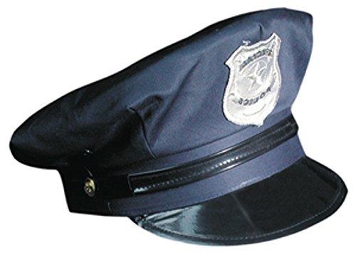 Polizeimütze verstellbar Polizei Hut