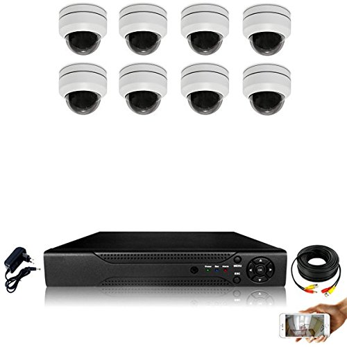 Kit-videovigilancia-8-Cmaras-cpula-motorises-PTZ-zoom-x3--incluye-4000-GB-2-Cable-de-40-M-6-x-20-m-pantalla-19