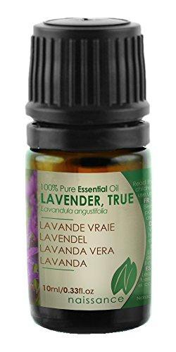 Naissance Lavendelöl 10ml 100% naturreines ätherisches Öl