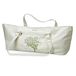 Gaiam Yogatasche Yoga Mat Bag Tote, Tree Of Life, 52506