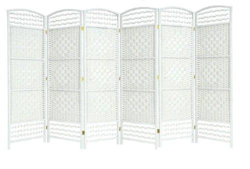 White 6 Panel...