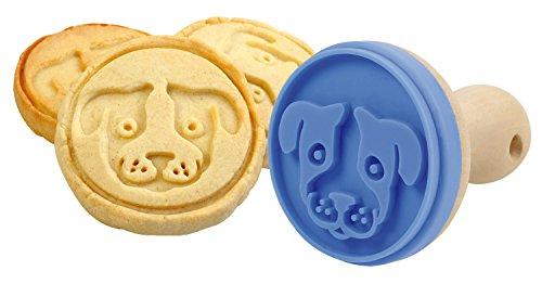 Blue Bug Silikon Keksstempel Hund