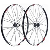 Ruedas Progress JGO XCD 29 9/15x100 y 9x135 Shimano Negro