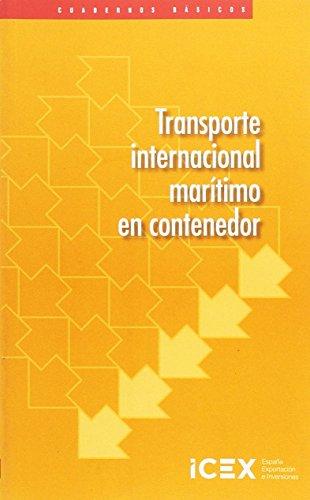 Transporte internacional marítimo en contenedor (Cuaderno Básico)