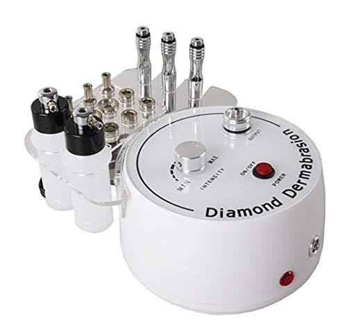 Cyu Face Lifting Professionelle tragbare Diamant-Dermabrasions-Einheit Microdermabrasions-Maschine - Tabellen 20 Einheit