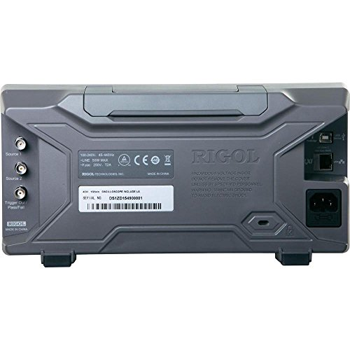RIGOL Oszilloskop MSO1074Z 4-canali Digital Speicherkarte