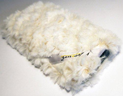 Norrun Handytasche / Handyhülle # Modell Swaantje # ersetzt die Handy-Tasche von Hersteller / Modell Samsung SGH-Z710 # maßgeschneidert # mit einseitig eingenähtem Strahlenschutz gegen Elektro-Smog # Mikrofasereinlage # Made in Germany