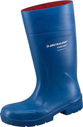 Dunlop , Chaussures de sécurité pour homme Bleu - Bleu