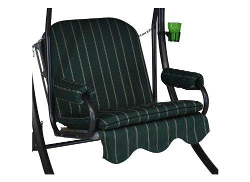 Angerer Single Schaukelauflage 1-Sitzig Design Faro grün