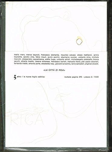 La Citta' Di Riga - Periodico Quadrimestrale D'Arte N.1 Autunno