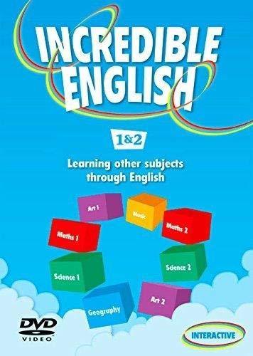 Incredible English Kit 2nd edition 1&2. DVD