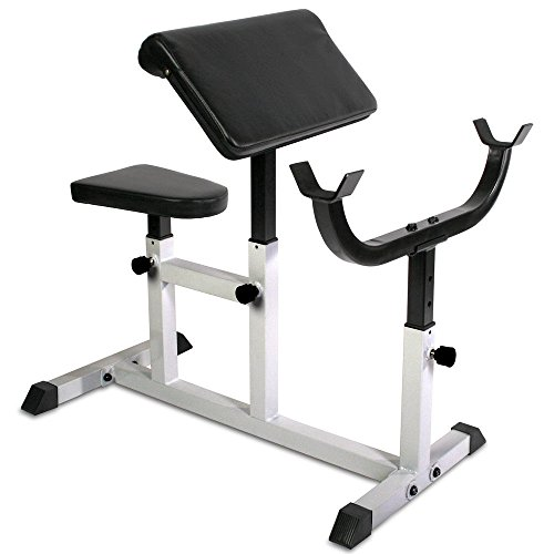 Generic Bench Gym Bench Arm-Curl Arm Curl Weig Gym Training Ench Gym TRA Ing Gewicht Bench