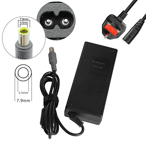 RayWEE Laptop Power Supply AC Adapter Charger for IBM Thinkpad X60 X60s X61  X60 Tablet T60 T60p T61 T61p R60 R60e R60i R61 R61e R61i ThinkPad X220